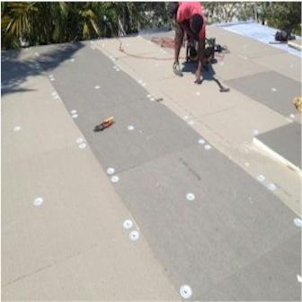 Flat Single Ply Roof Repair Whatcom County Washington